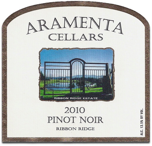 Ribbon Ridge Pinot Noir